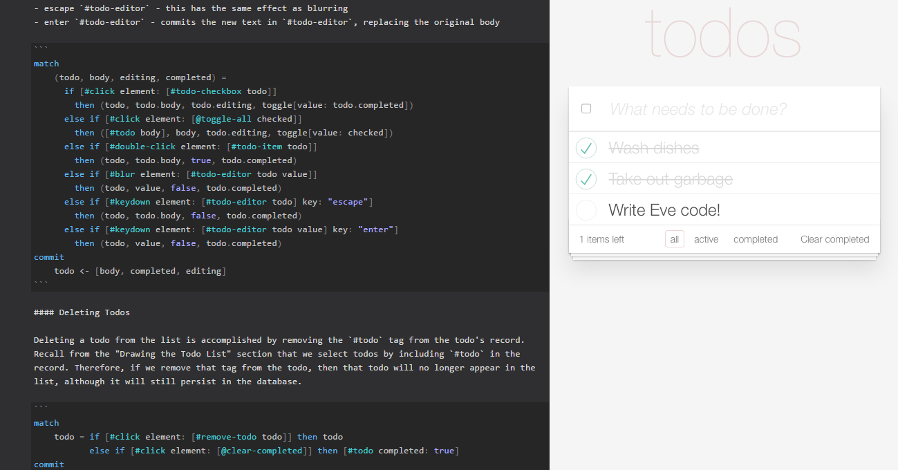 Eve Blog
